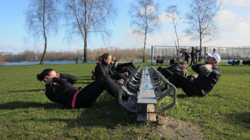 bootcamp crunches