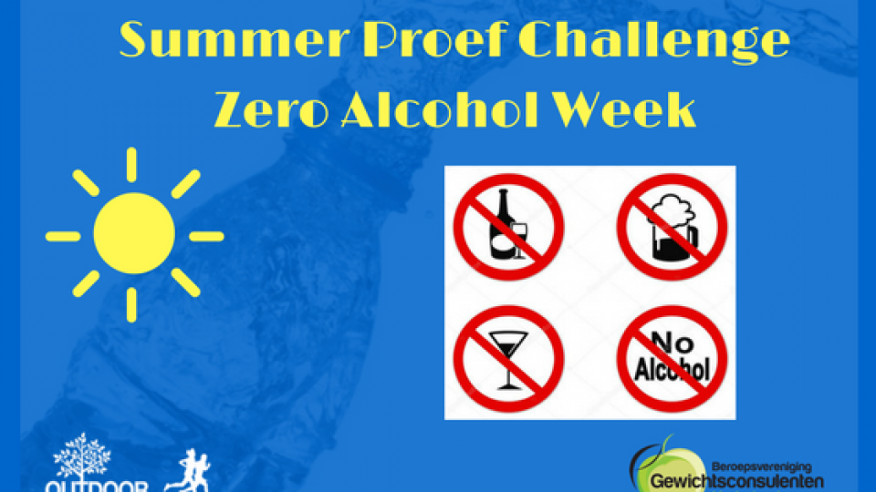 Summer Proef Challenge week 8 Zero Alcohol Week