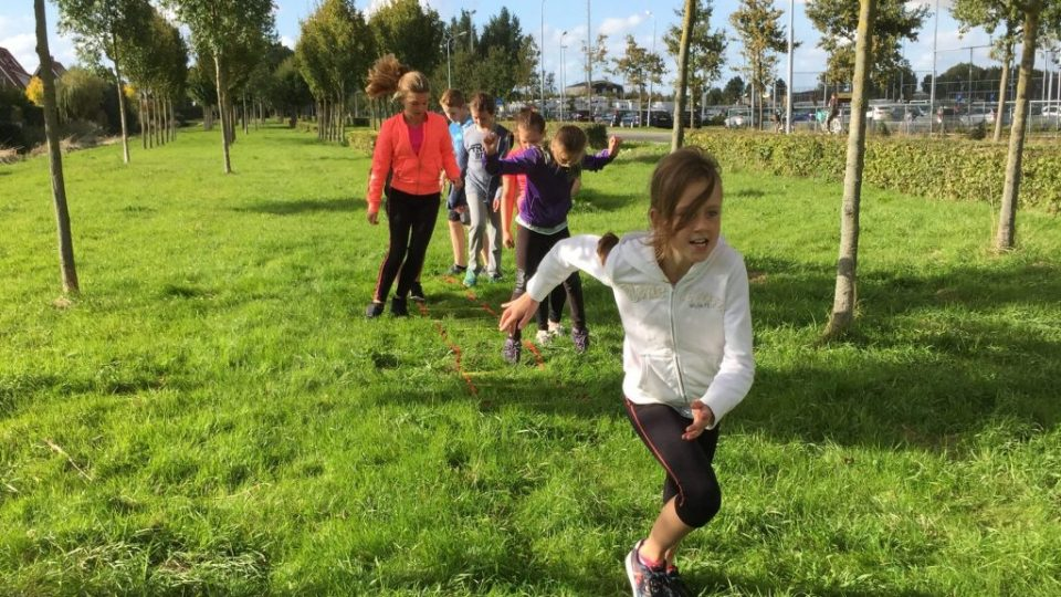 Kids Running Bootcamp